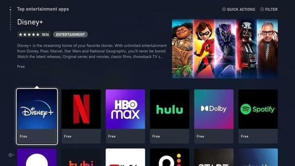Вопрос к знатокам! Можно ли на консоле установить отечественные приложения типа Wink, Okko, Kion и т.д. для просмотра ТВ? Если да, то как?! Заранее благодарствую!