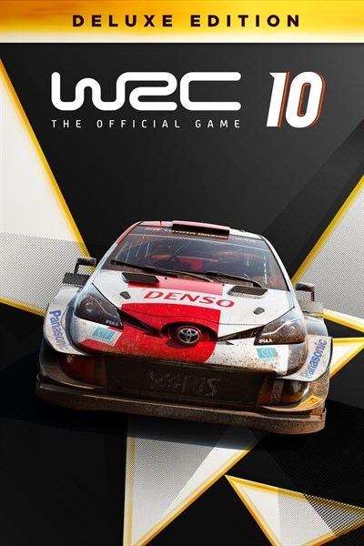 WRC 10 Is Now Available For Xbox One And Xbox Series X S
