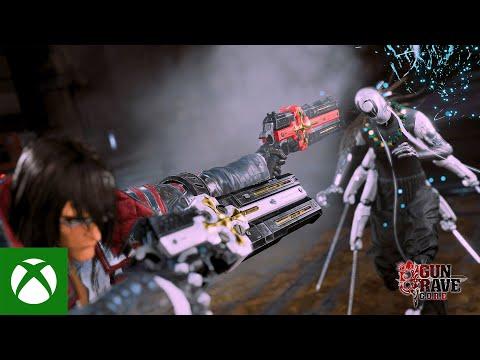 Gungrave G.O.R.E — Gameplay Reveal + Extended Cinematic Trailer