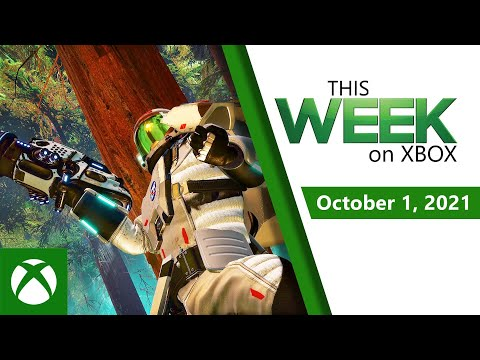 This Week On Xbox: October 01, 2021