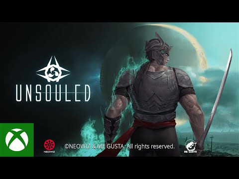 Unsouled Reveal Trailer