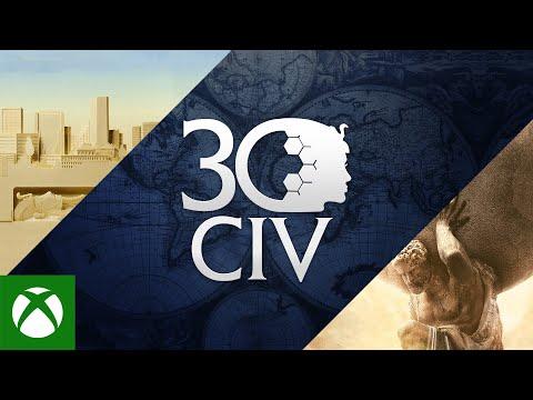 Civilization 30th Anniversary Trailer | You The Great