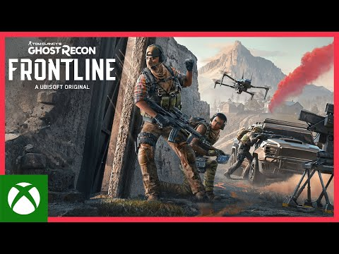 Tom Clancy's Ghost Recon Frontline: Reveal Trailer | Ubisoft [NA]