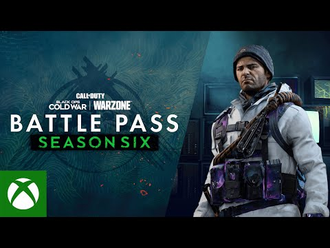 Season Six Battle Pass Trailer | Call of Duty®: Black Ops Cold War & Warzone™