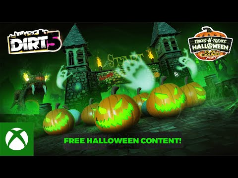 DIRT 5 | FREE Halloween Content Now Live!