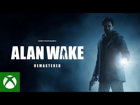 Alan Wake Remastered — Launch Trailer