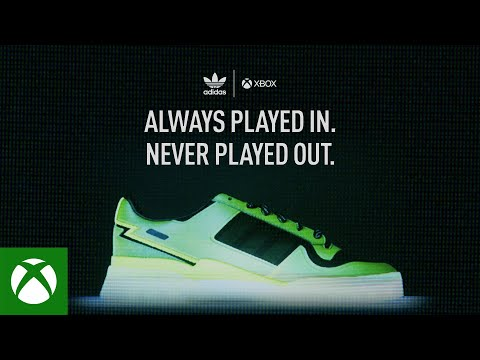 adidas Originals by Xbox — 20 Years of Play