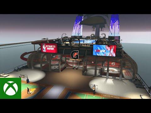 NBA 2K22 Xbox One Trailer