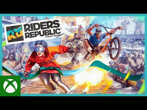Riders Republic: Year 1 Content Trailer | Ubisoft [NA]