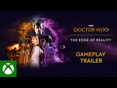 Doctor Who: The Edge of Reality   Gameplay Reveal Trailer