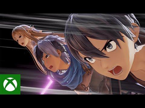 Tales of Arise — Sword Art Online Collaboration Trailer