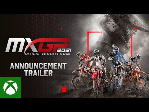 MXGP 2021  Announcement Trailer