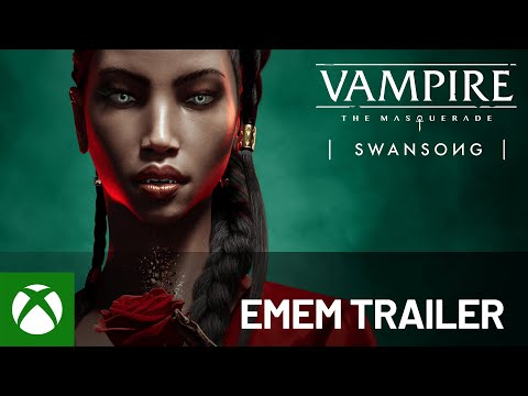 Vampire: The Masquerade — Swansong   Emem Character Trailer