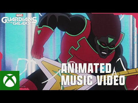 Marvel's Guardians of the Galaxy — Zero to Hero (Animated Music Video)