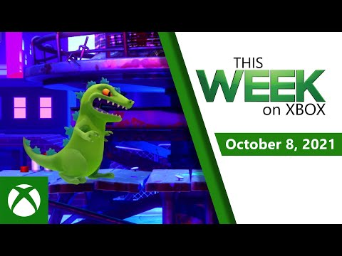 This Week On Xbox: October 08, 2021
