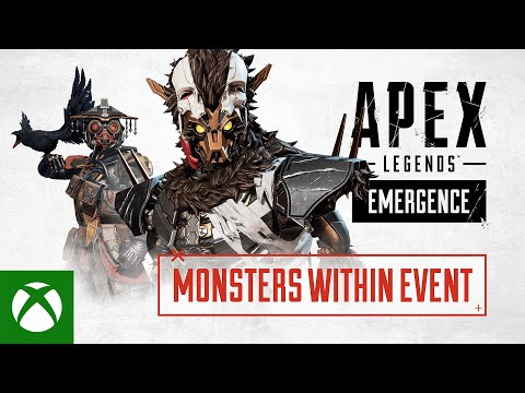 Apex Legends — Monsters Within Event Trailer