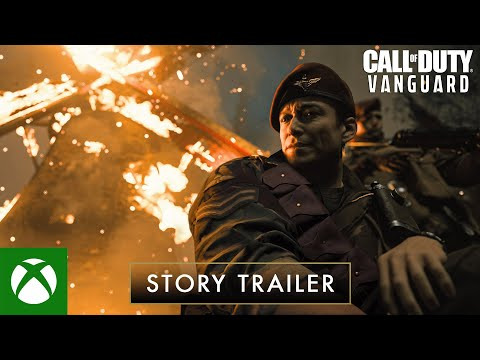 Call of Duty®: Vanguard   Campaign Trailer