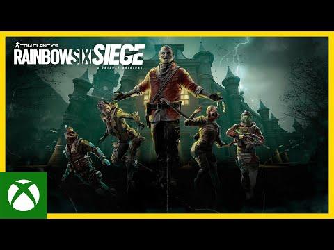 Rainbow Six Siege: Doktor's Curse Event 2021 Trailer | Ubisoft [NA]