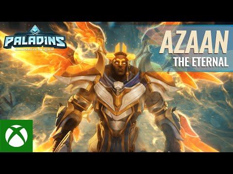 Paladins — Azaan Reveal Trailer