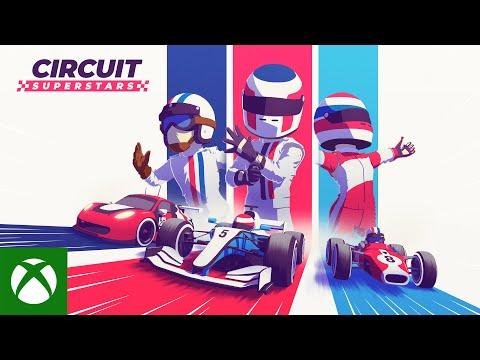 Circuit Superstars Launch Trailer