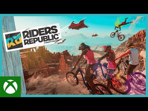 Riders Republic: World Trailer   Ubisoft [NA]