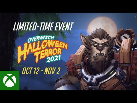 Overwatch Halloween Terror 2021   Overwatch Seasonal Event