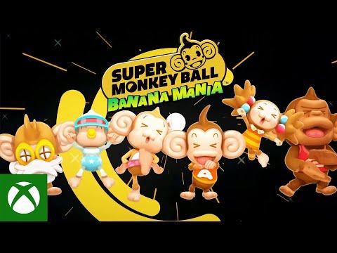 Super Monkey Ball Banana Mania | Accolades Trailer