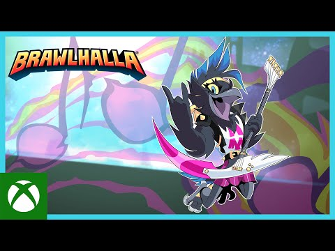 Brawlhalla: New Legend Munin Trailer | Ubisoft [NA]