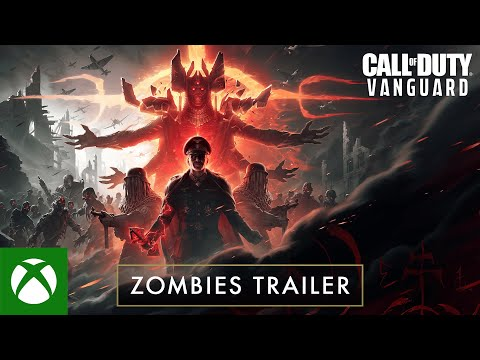 Zombies Reveal Trailer   Call of Duty®: Vanguard