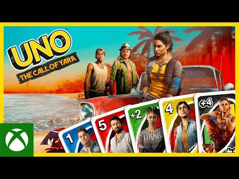 UNO: The Call Of Yara Official Launch Trailer | Ubisoft [NA]