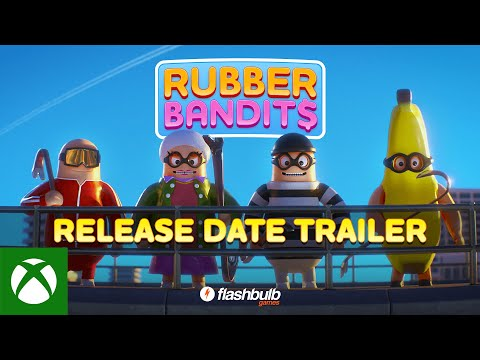 Rubber Bandits   Release Date Trailer