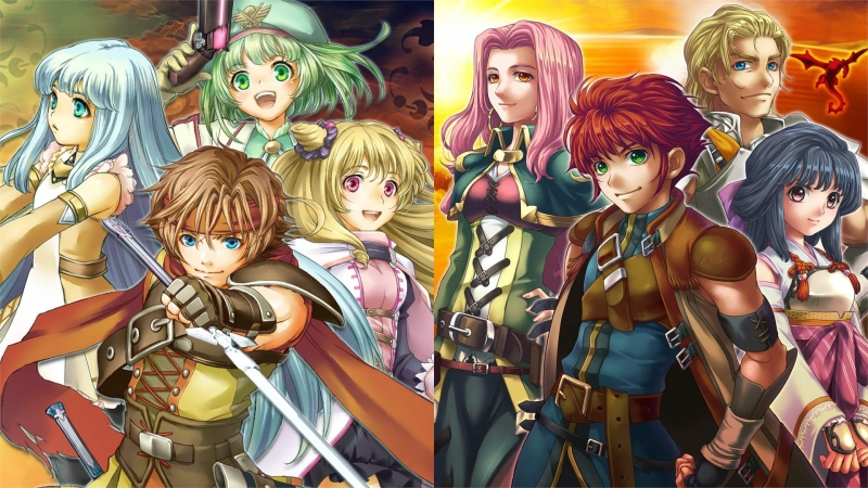 Alphadia Genesis 1 & 2 Is Now Available For Digital Pre-order And Pre-download On Xbox One And Xbox Series X S