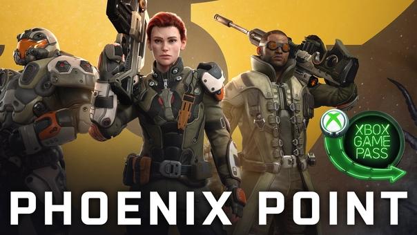 Скидка на игру Xbox Библиотеку Xbox Game Pass пополнила пошаговая стратегия Phoenix Point для консолей Xbox –