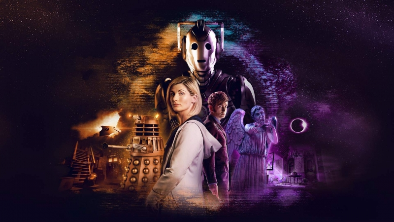 Doctor Who: The Edge Of Reality Is Now Available For Xbox One And Xbox Series X S
