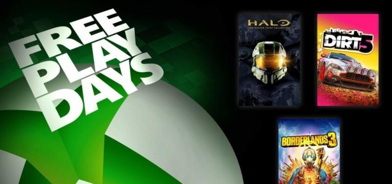 Halo: Коллекция Мастера Чифа, Borderlands 3 и Dirt 5 временно бесплатны для подписчиков Xbox Live Gold / Xbox Game Pass Ultimate
