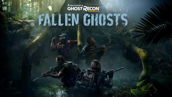 Скидка на игру Xbox Хотим напомнить, что сейчас в Microsoft Store можно бесплатно получить дополнение Fallen Ghosts для Tom Clancy's Ghost Recon Wildlands —