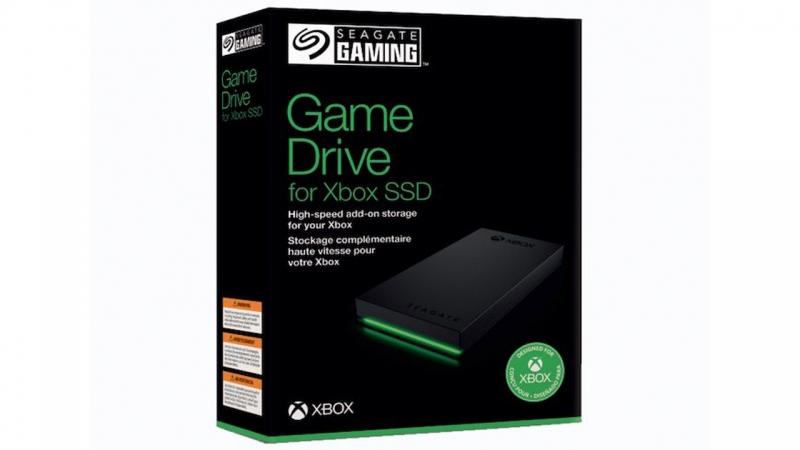 Компания Seagate анонсировала новый SSD для Xbox, ранее он появлялся в утечках