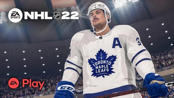 Скидка на игру Xbox Подписчикам EA Play и Xbox Game Pass Ultimate стала доступна 10-часовая пробная версия NHL 22.