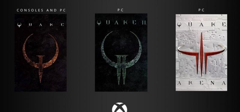 Quake получил обновление для Xbox Series X S с разрешением 4K и 120 кадров в секунду