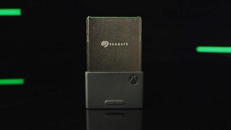 Seagate действительно скоро выпустит более доступный твердотельный накопитель для Xbox Series X и Series S