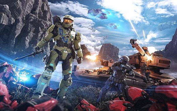 Скидка на игру Xbox Сегодня в 20:00 по московскому времени в рамках второго технического тестирования Halo Infinite откроется доступ к PvP-режиму (12v12).
