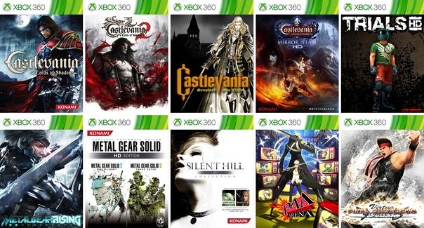 Скидка на игру Xbox Скидки в MS Store (до 5 октября) на игры с Xbox 360 с поддержкой обратной совместимости (работают на Xbox 360, Xbox One и Xbox Series X|S).