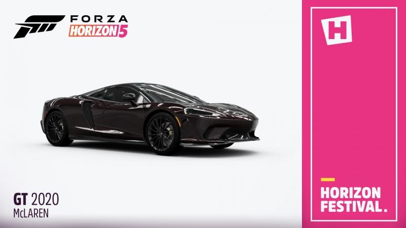 Список автомобилей в Forza Horizon 5 расширился 7 новыми моделями
