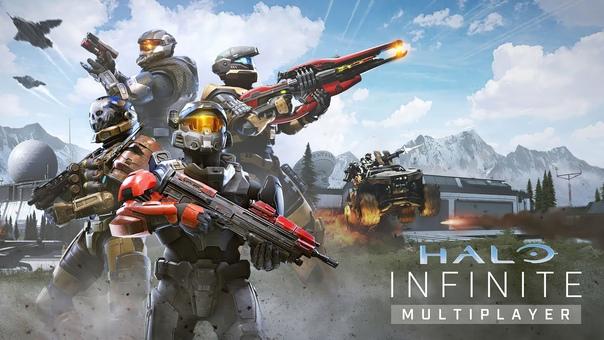 Скидка на игру Xbox Стартовал следующий этап технического тестирования Halo Infinite.