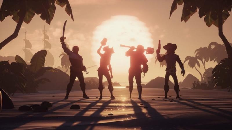 Студии Xbox объясняют, почему 4 игрока – оптимально для многопользовательских игр