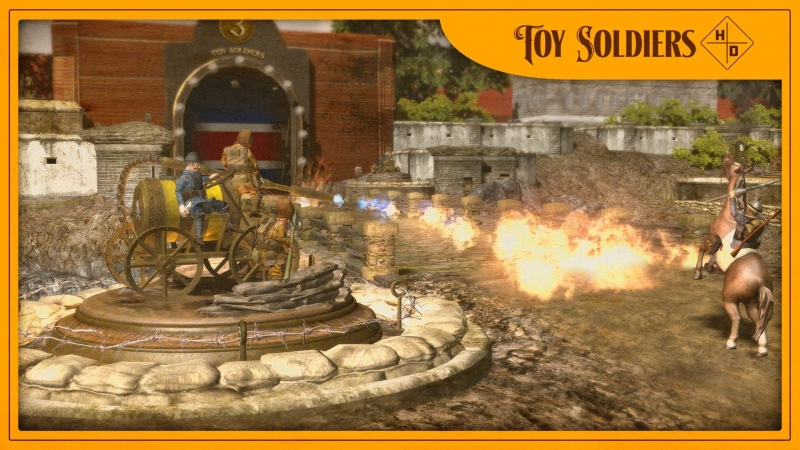 Toy Soldiers HD Is Now Available For Digital Pre-order And Pre-download On Xbox One And Xbox Series X|S